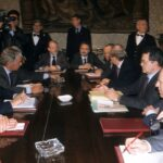 Romano Prodi, Giorgio Fossa (1998)