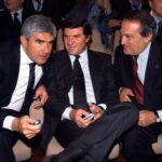Pier Ferdinando Casini, Giorgio Fossa, Luigi Abete (2004)