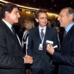 Giorgio Fossa, Franco Bernabè, Massimo Sarni (2004)