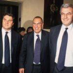 Giorgio Fossa, Franco Tatò, Alessandro Profumo (2000)