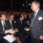 Giorgio Fossa, Calisto Tanzi (1998)