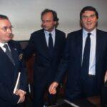 Giorgio Squinzi, Guido Venturini, Giorgio Fossa (2000)