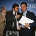 Giorgio Fossa, Francesco Rutelli (1999)
