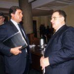 Giorgio Fossa, Giancarlo Elia Valori (1998)