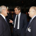 Antonio Bulgheroni, Giorgio Fossa, Giorgio Squinzi (2015)