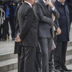 Pietro Grasso e Matteo Renzi