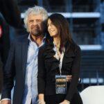 Beppe Grillo e Virginia Raggi