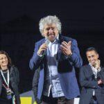 Carla Ruocco, Beppe Grillo e Luigi Di Maio