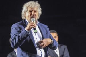 Tutte le sintonie a 5 stelle fra Beppe Grillo e spezzoni di Legambiente sull'energia