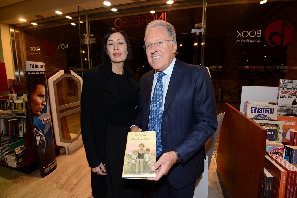 Marcello Sorgi e Candida Morvillo