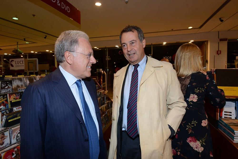 Marcello Sorgi e Gianluca Verzelli