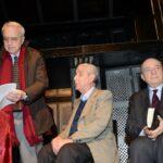 Paolo Flores d'Arcais, Stefano Rodotà e Gustavo Zagrebelsky