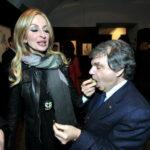 Titti Giovannoni Ottaviani e Renato Brunetta
