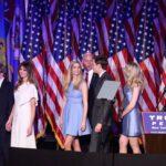 Ivanka Trump il giorno delle elezioni - Profilo Facebook