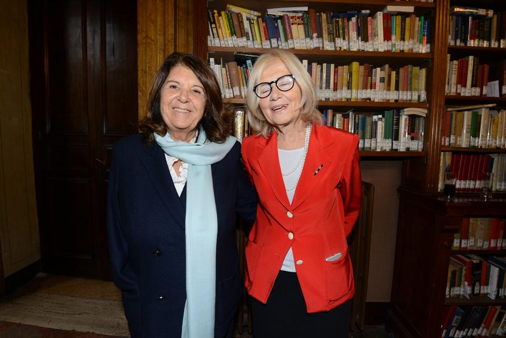 Paola Severino e Marta Dassù