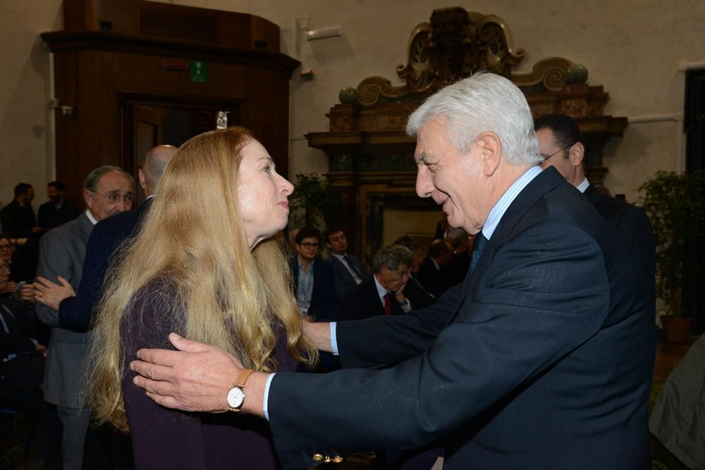 Kelly Degnan e Gianni De Gennaro