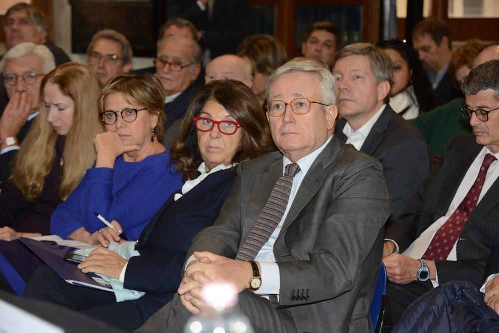 Paola Severino e Giulio Tremonti