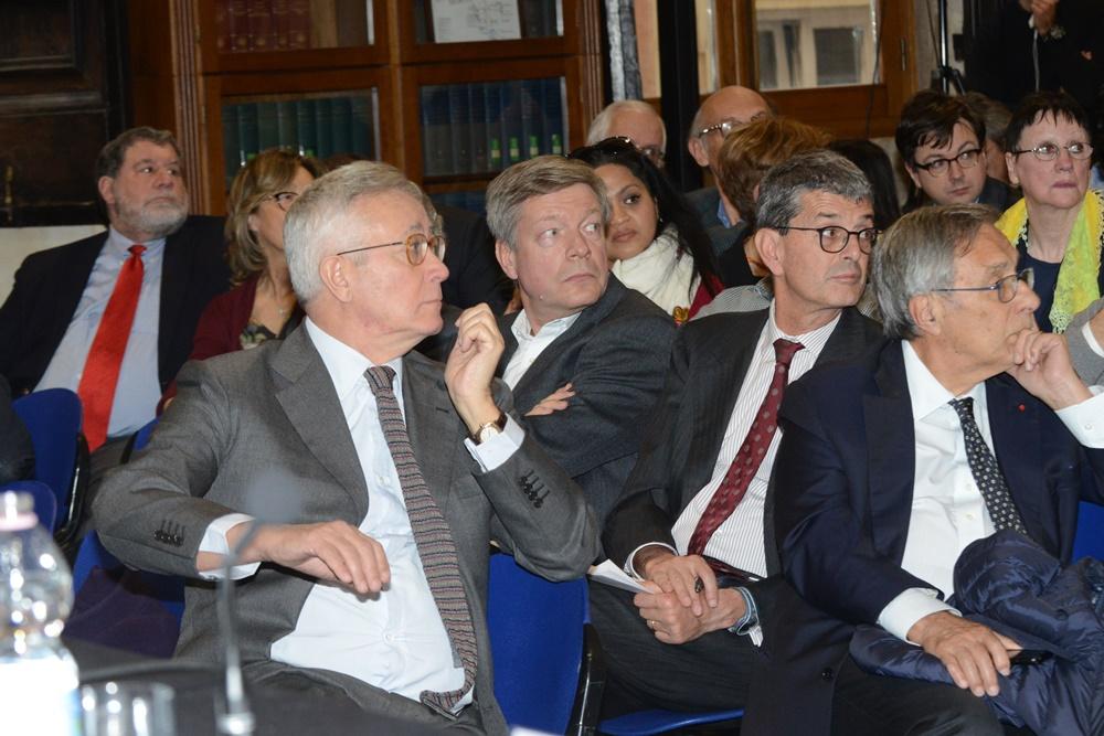 Giulio Tremonti e Salvatore Rebecchini