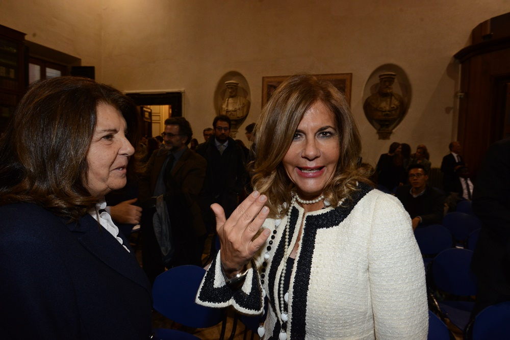 Paola Severino ed Emma Marcegaglia