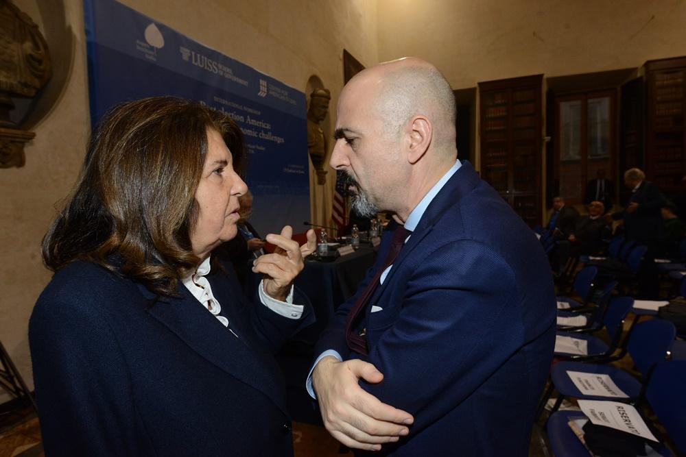 Paolo Severino e Gianni De Gennaro