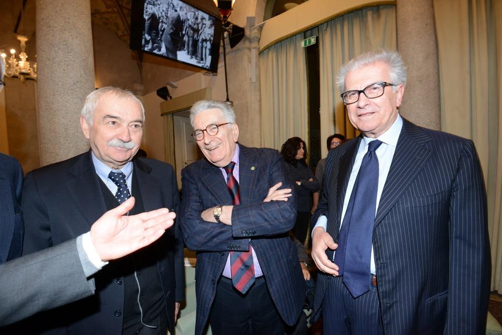 Gianfranco Pasquino e Luigi Zanda