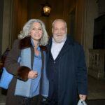 Paola Severini Melograni e Cesare Lanza