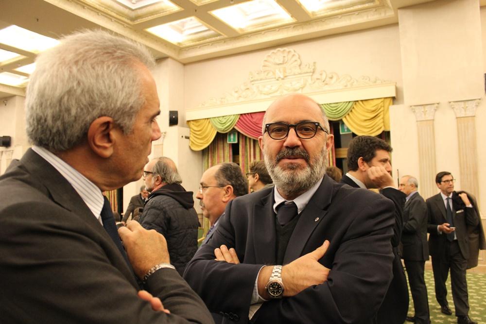 Rudy Girardi ed Edoardo Bianchi