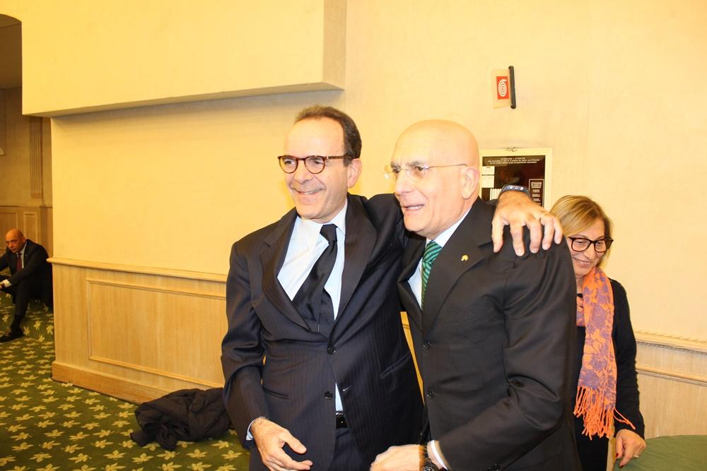 Stefano Parisi e Gabriele Albertini