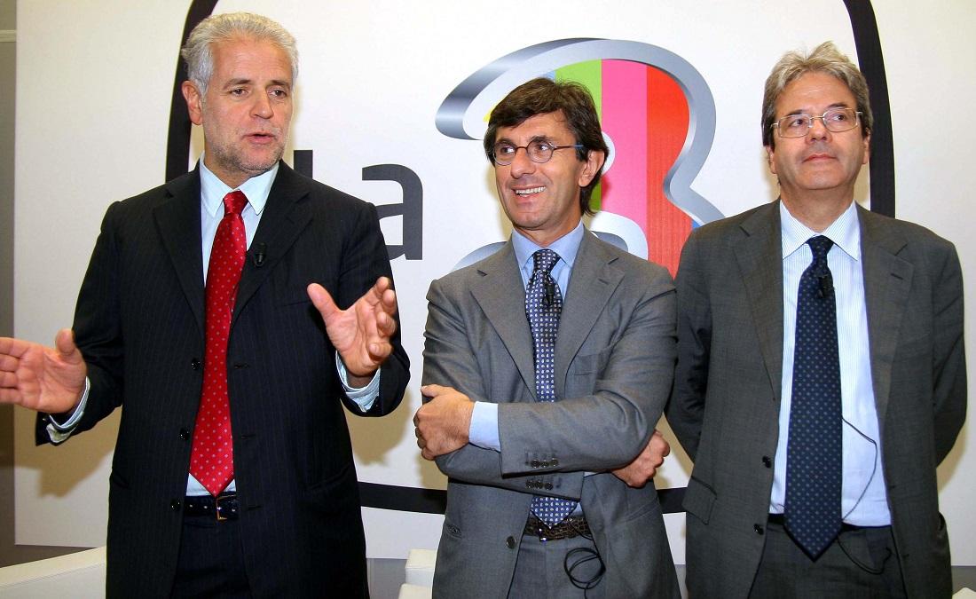 Roberto Formigoni e Paolo Gentiloni
