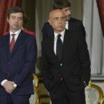 Andrea Orlando e Marco Minniti