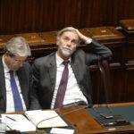 Paolo Gentiloni e Graziano Delrio