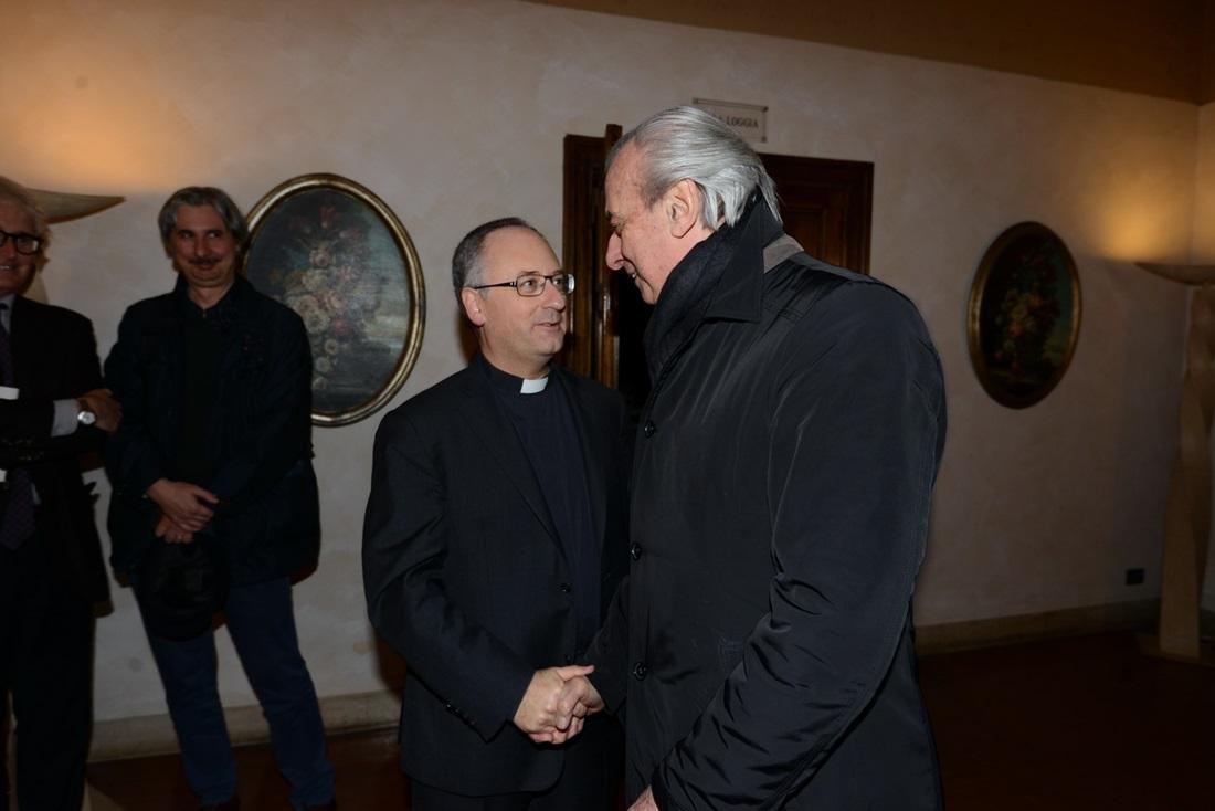Antonio Spadaro e Alberto Gasparri