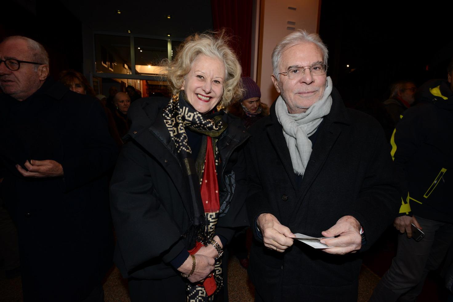 Dino Trappetti e Gabriella Pascucci