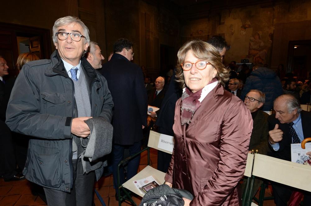 Serena Andreotti e Marco Ravaglioli