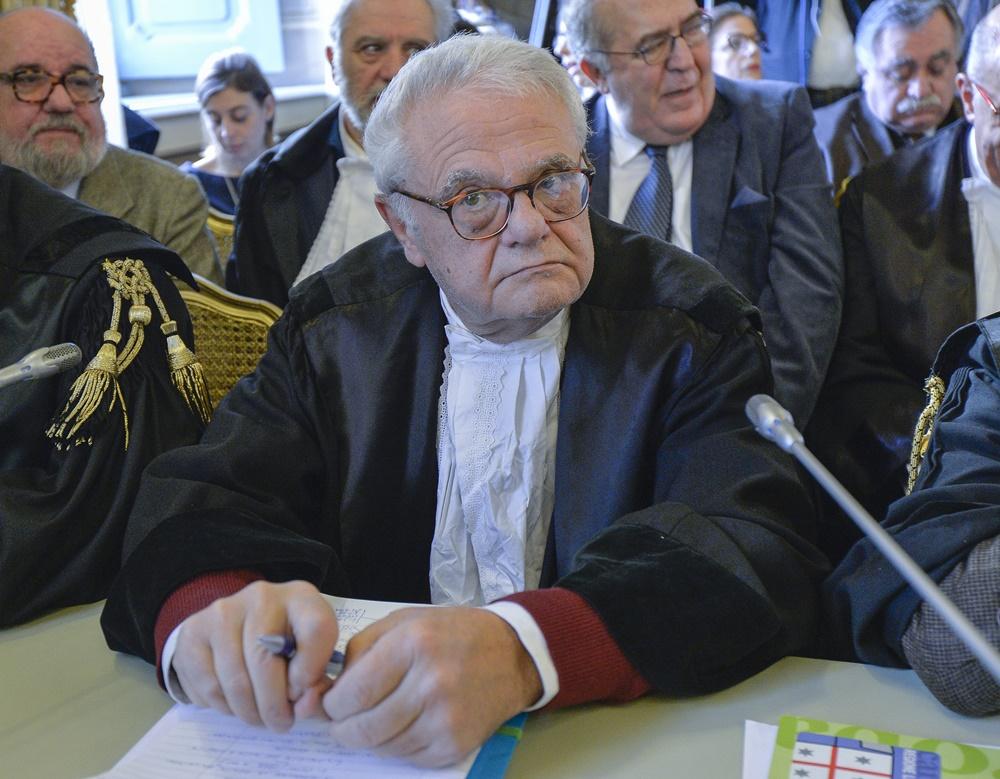 Carlo Rienzi (Presidente e avvocato del Codacons)