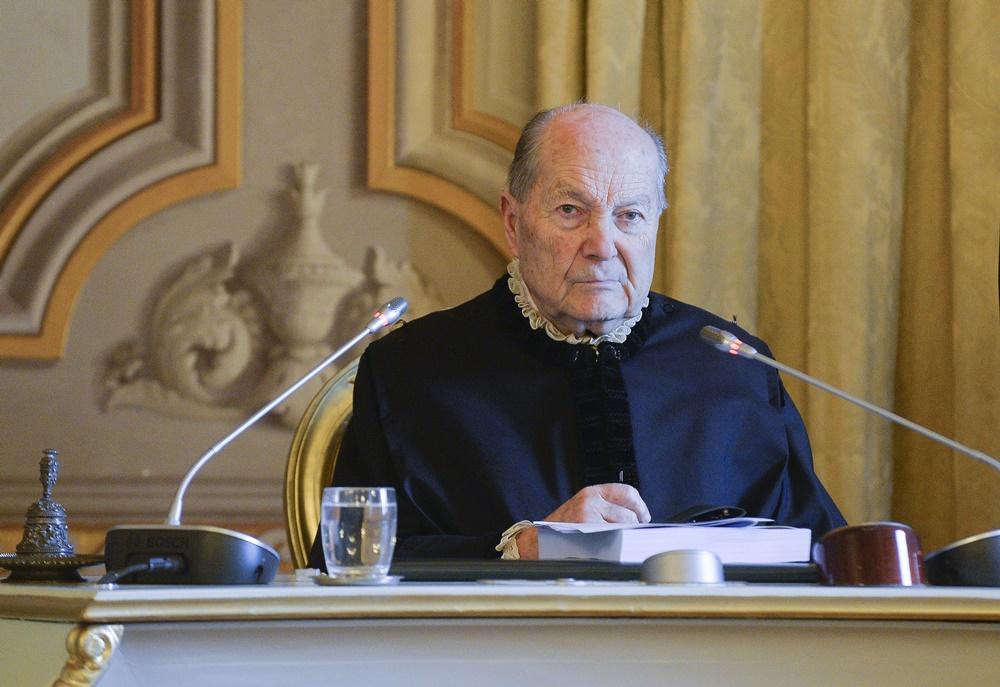 Paolo Grossi (presidente Corte Costituzionale) leggi elettorali
