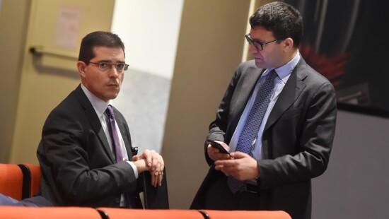 Daniele Capezzone e Sergio Boccadutri