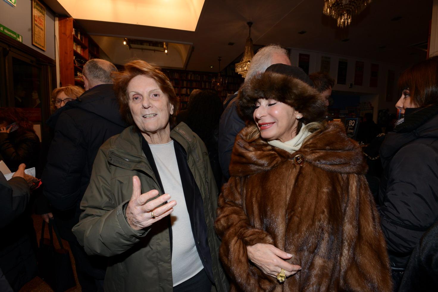 Lialiana Cavani e Rosanna Cancellieri