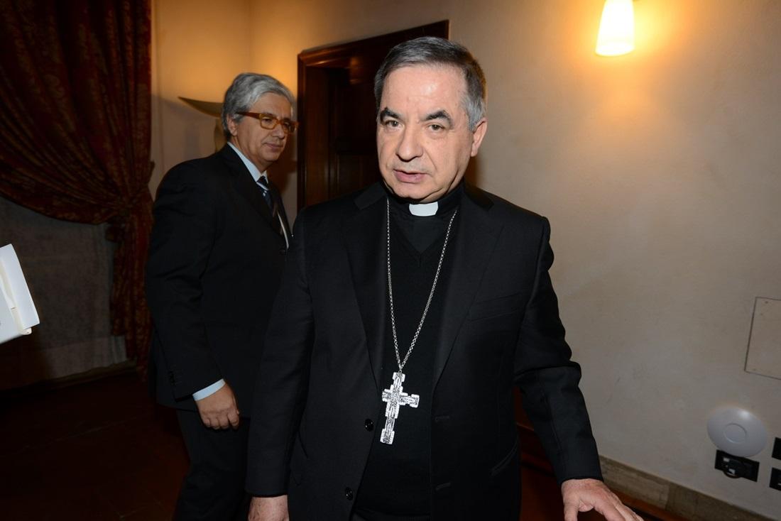 Monsignor Angelo Becciu