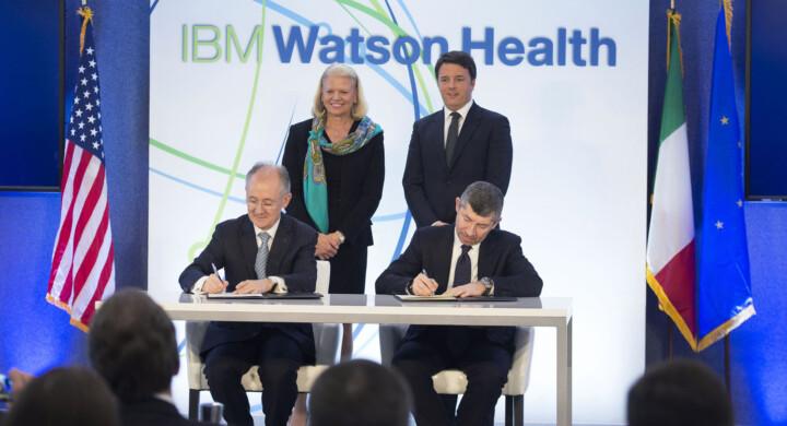 Ibm, Watson Health, Milano e i dati sanitari