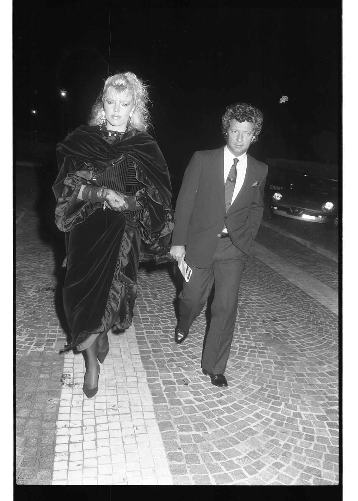 Rita Rusic, Vittorio Cecchi Gori, 1984