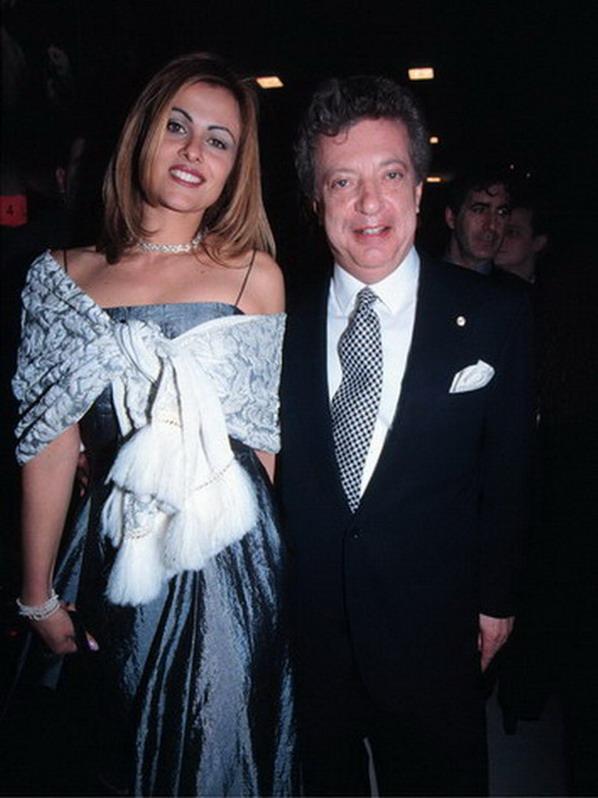 Anita Di Biagio, Vittorio Cecchi Gori, 2000