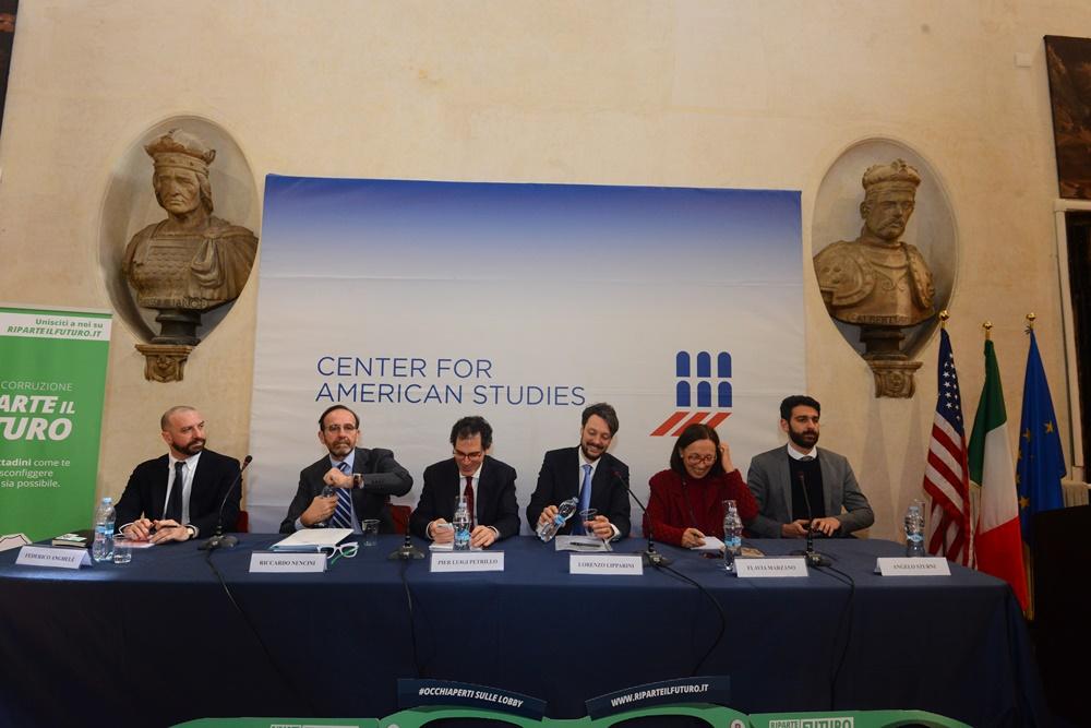 Federico Anghelè, Riccardo Nencini, Pierluigi Petrillo, Lorenzo Lipparini, Flavia Marzano, Angelo Sturni