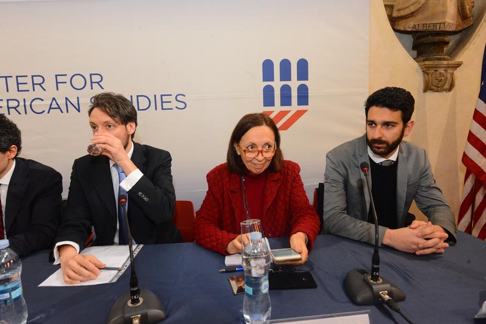 Lorenzo Lipparini, Flavia Marzano e Angelo Sturni