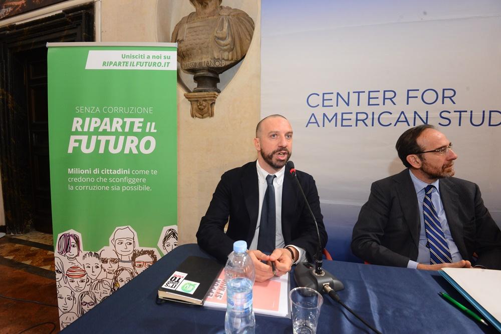 Federico Anghelè e Riccardo Nencini