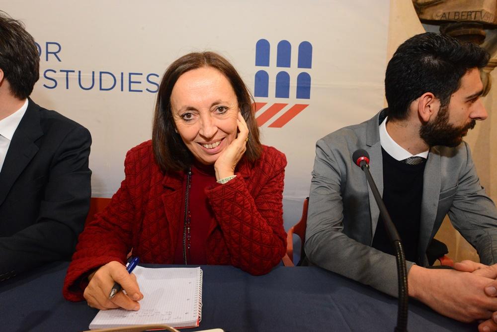 Flavia Marzano e Angelo Sturni