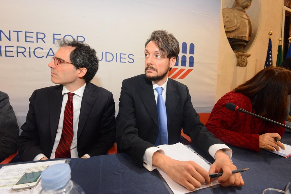Pierluigi Petrillo e Lorenzo Lipparini