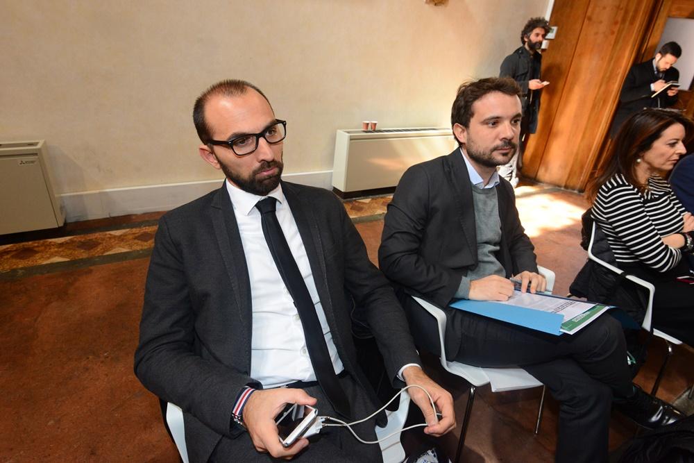 Giuseppe De Lucia e Andrea Picardi