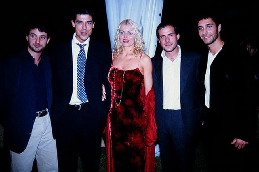 Leonardo Pieraccioni, Alessandro Gassman, Rita Rusic, Gianmarco Tognazzi, Raul Bova (1996)