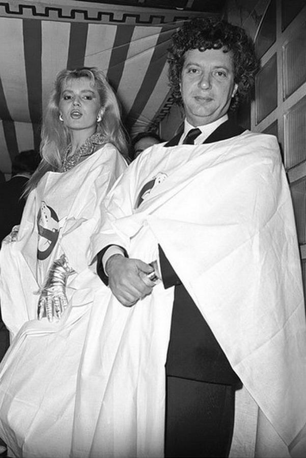 Rita Rusic, Vittorio Cecchi Gori (1985)